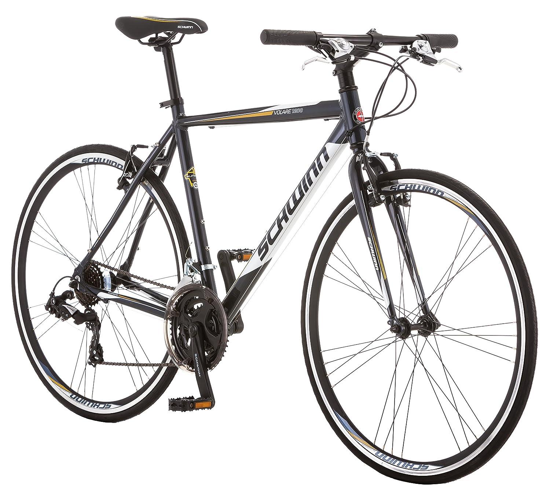 amazon com schwinn volare 1200 road bike 700c 28 inch wheel size