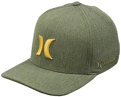 new concept f7826 0934e Hurley Phantom Vapor Hat - Palm Green - L XL  Amazon.co.uk  Clothing