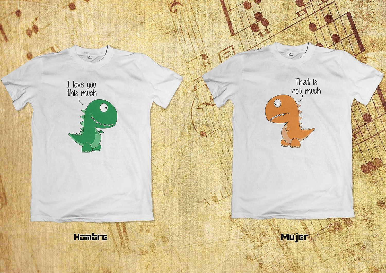 juego de camisetas para parejas