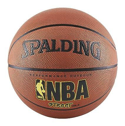 Amazon Com Spalding Nba Street Basketball Intermediate Size 6