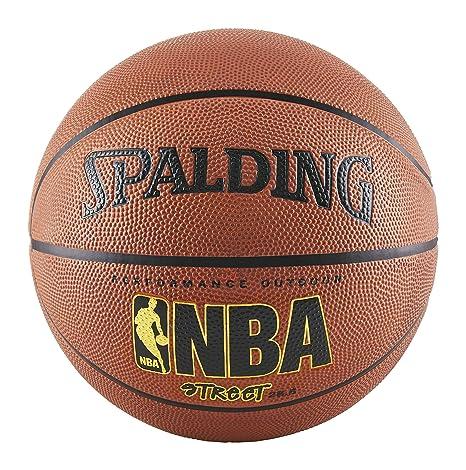 Amazon.com   Spalding NBA Street Basketball - Intermediate Size 6 ... 774ec837436f7