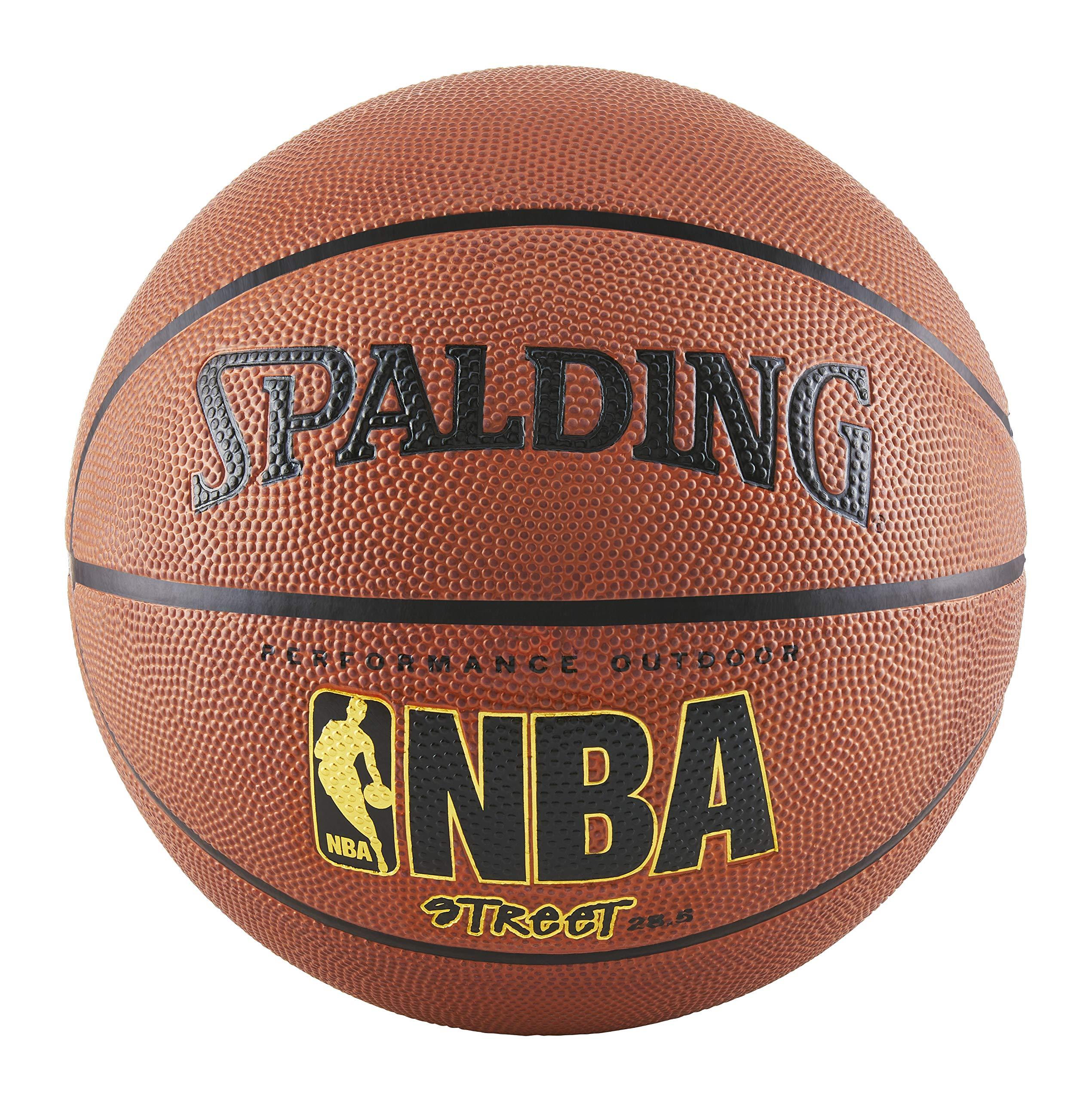 Spalding NBA Street Basketball - Intermediate Size 6 (28.5'')