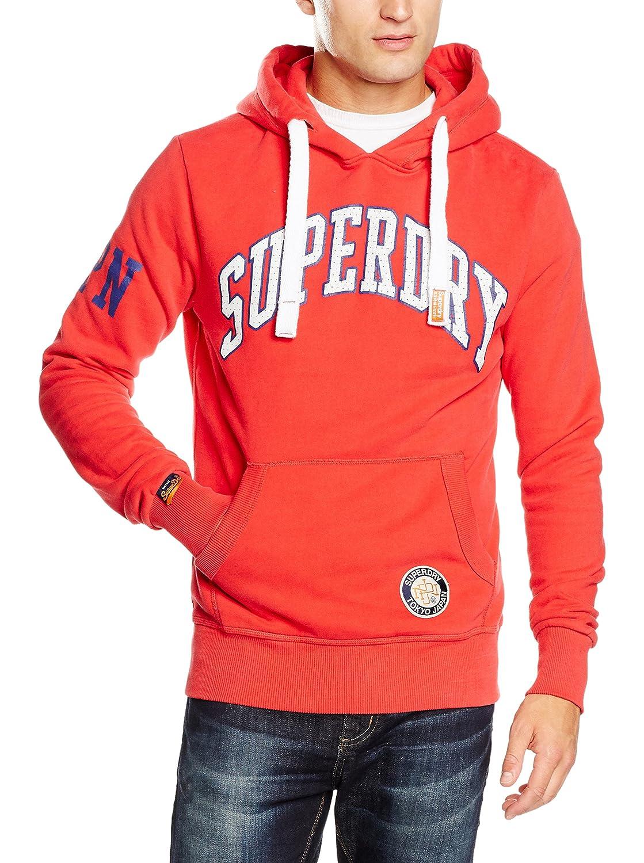 Superdry Kapuzensweatshirt Team Tigers Hood