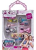 Maggie and Bianca Set Accessori, 18 Pezzi per Bambini, 65925