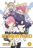 Miss Kobayashi's Dragon Maid Vol. 4