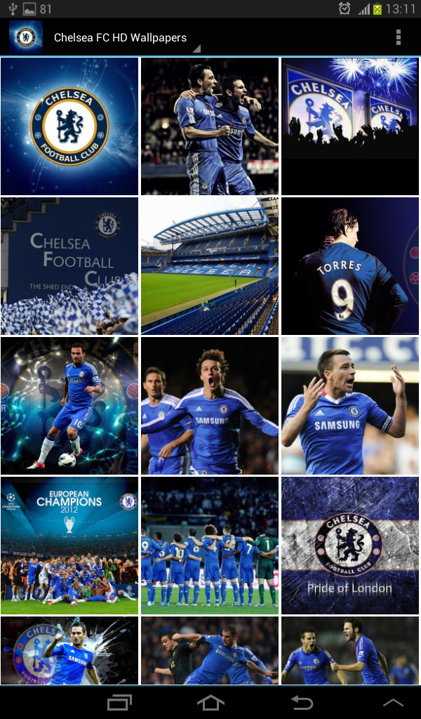 Amazon Com Chelsea Fc Hd Wallpapers Appstore For Android