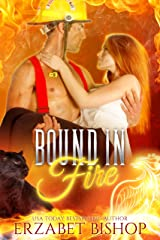 Bound in Fire: A Phoenix Shifter Paranormal Romance (The Gibbous Moon Book 1) Kindle Edition