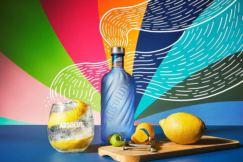 Absolut Movement Edition Vodka Premium - 700 ml: Amazon.es ...