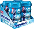 Mentos Pure Fresh Sugar-Free Chewing Gum with Xylitol, Fresh Mint,Stocking Stuffer, Gift, Holiday, Christmas, 50 Piece Bottle (Pack of 4)
