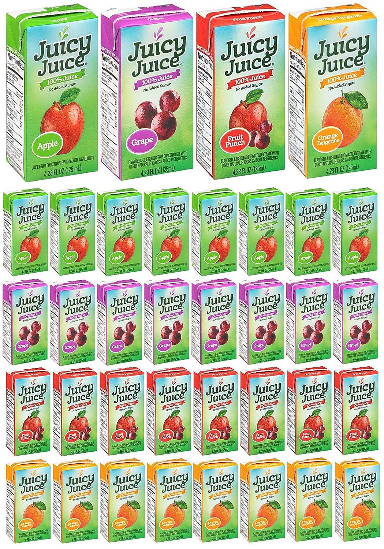 Juicy Juice Variety 32-Pack; 8 of Each Flavor