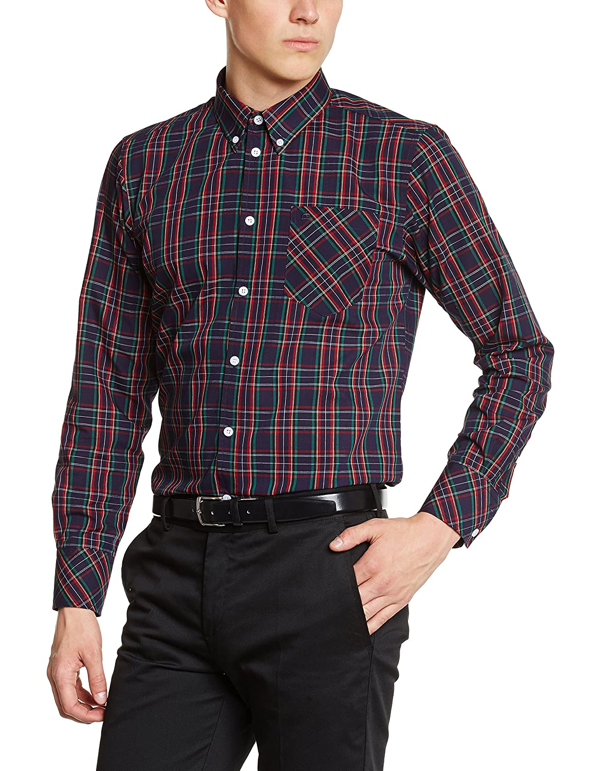 Merc of London Camisa para Hombre