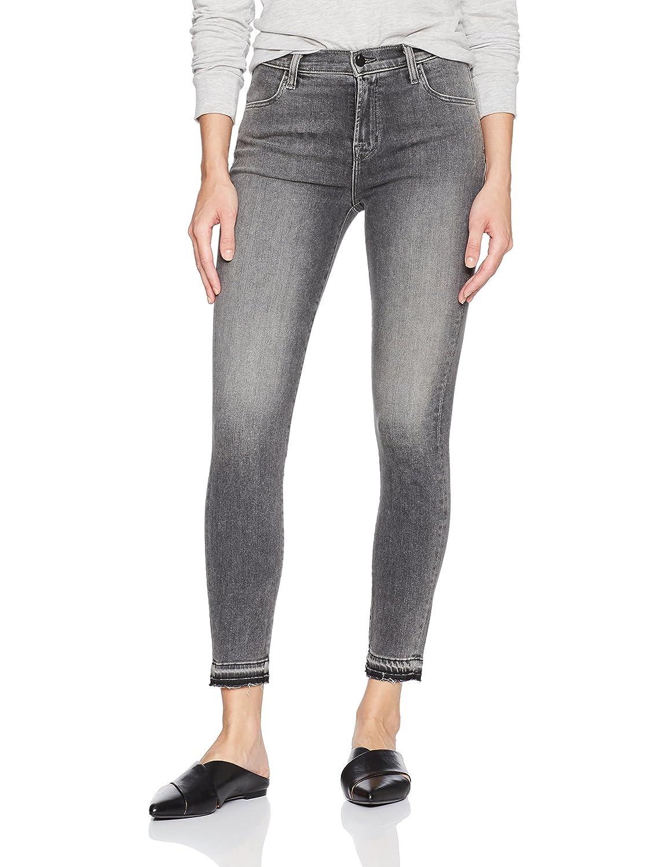 Amazon.com  J Brand Jeans Women s Alana High Rise Crop Skinny in Earl Grey   Clothing c372ef9bde