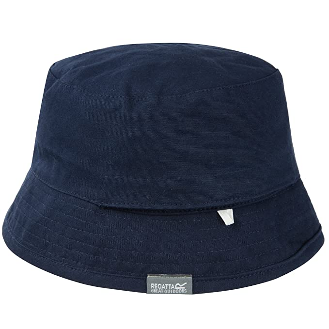 898a5c21 Regatta Great Outdoors Adults/Unisex Spindle II Bucket Hat (One Size) (Navy