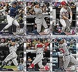 2019 Bowman Baseball Series Complete Mint 100
