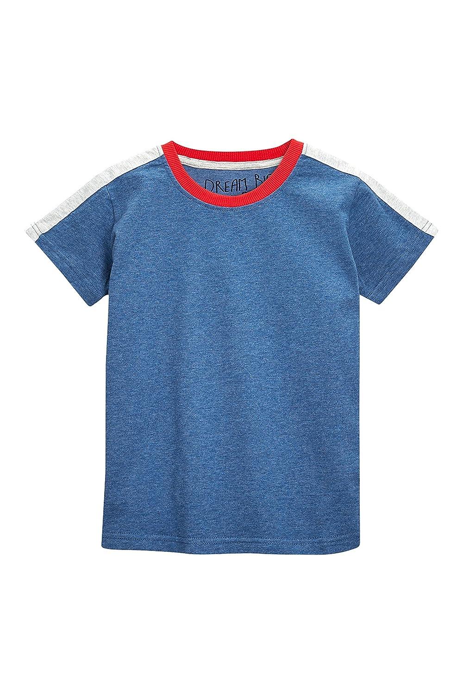 4846e411bd132 Next Garçon Lot de Trois Pyjamas Style Sport Coupes Longue Et Courte (9 Mois  À 8 Ans)  Amazon.fr  Vêtements et accessoires