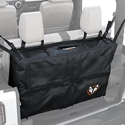 Rightline Gear 100J72-B Jeep Trunk Storage Bag, Black: Automotive