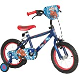 Ultimate Spider-Man 14-inch Bike
