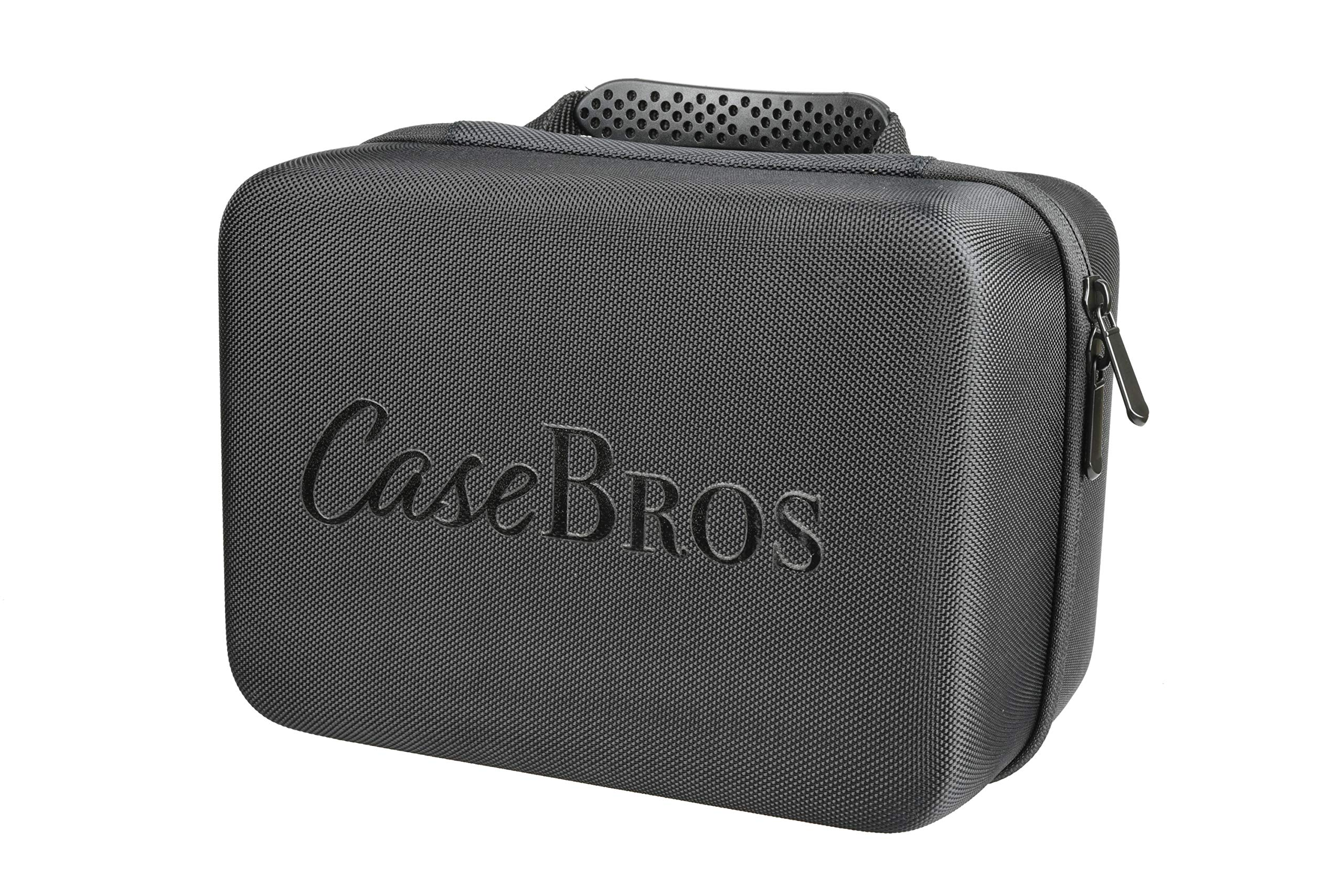 Case Bros Hardshell Travel Case for Apple HomePod | Protective Shell for Safe Storage and Transport | Custom Fit With Cutout To Prevent Cord Damage