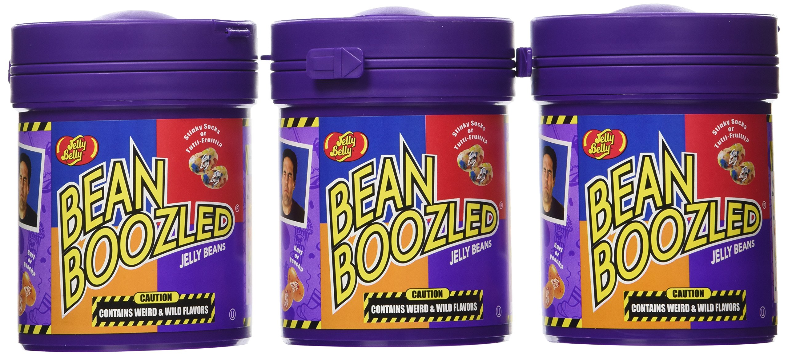 Jelly Belly 63965 3.5 Oz. Beanboozled Mystery Bean Dispenser (Pack of 12) by Jelly Belly (Image #2)
