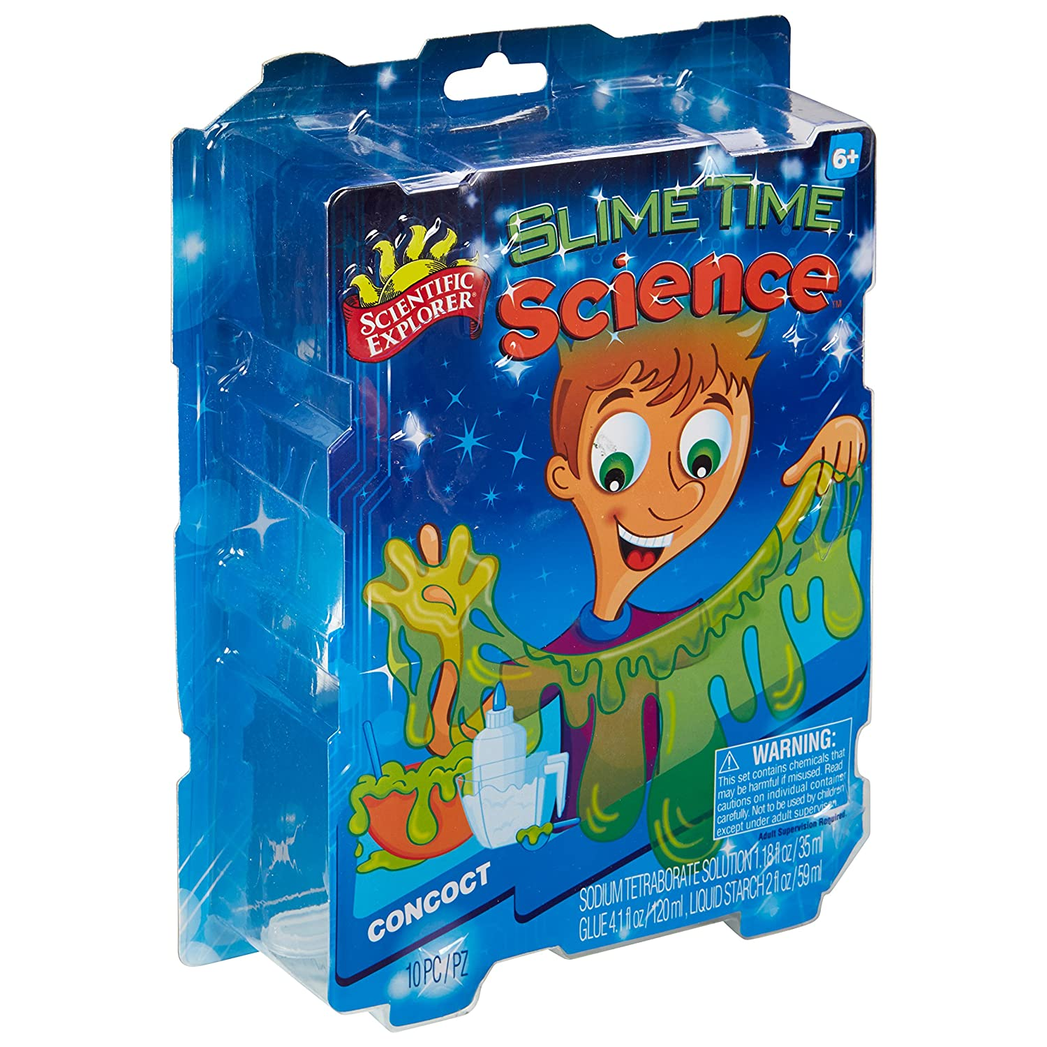 Amazon Scientific Explorer Slime Science Mini Lab Toys & Games
