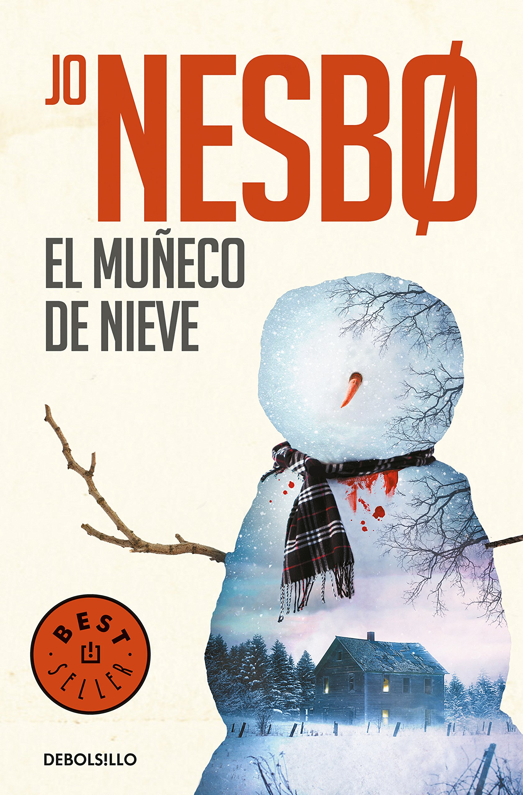 El muñeco de nieve (Harry Hole 7) (BEST SELLER) Tapa blanda – 6 sep 2018 Jo Nesbo DEBOLSILLO 8466344004 Crime & mystery