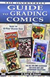 The Overstreet Guide To Grading Comics – 2016
