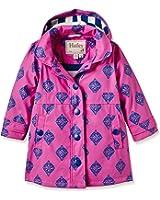 Hatley Girls' Printed Splash Jacket
