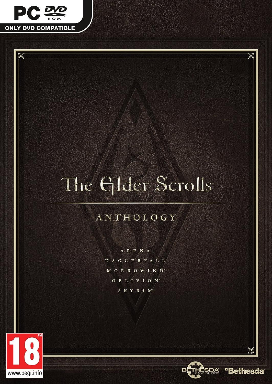 The Elder Scrolls Anthology (PC DVD): Amazon co uk: PC & Video Games