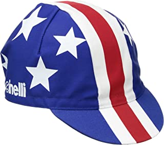 Cinelli Nelson Vails Rider Collection cap, Unisex, Multicolor Cyclone: 30-60days CL1561-1