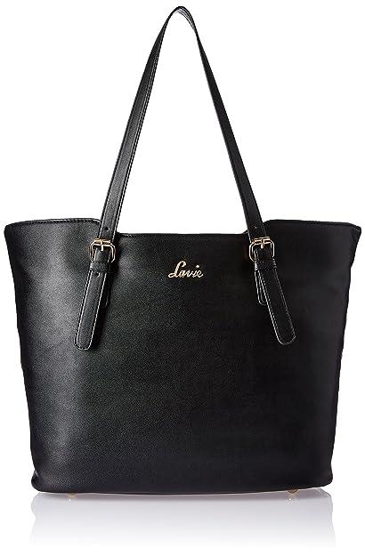 307fdd0d1d Lavie Minsk Women s Handbag (Black)  Amazon.in  Shoes   Handbags