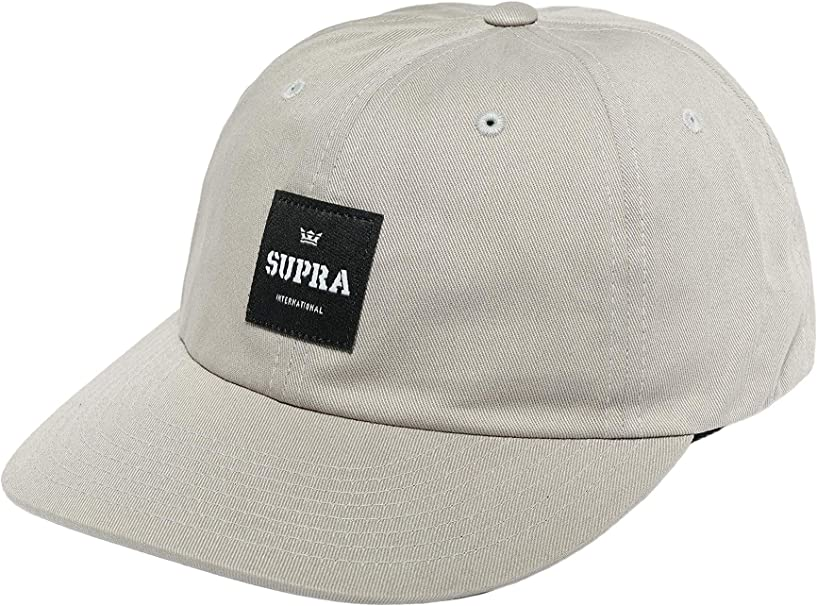 Supra Hombres Gorras/Gorra Snapback Label Slider: Amazon.es: Ropa ...