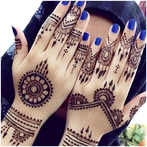 Latest Best Mehndi Designs - Pakistani Fashion Images Latest