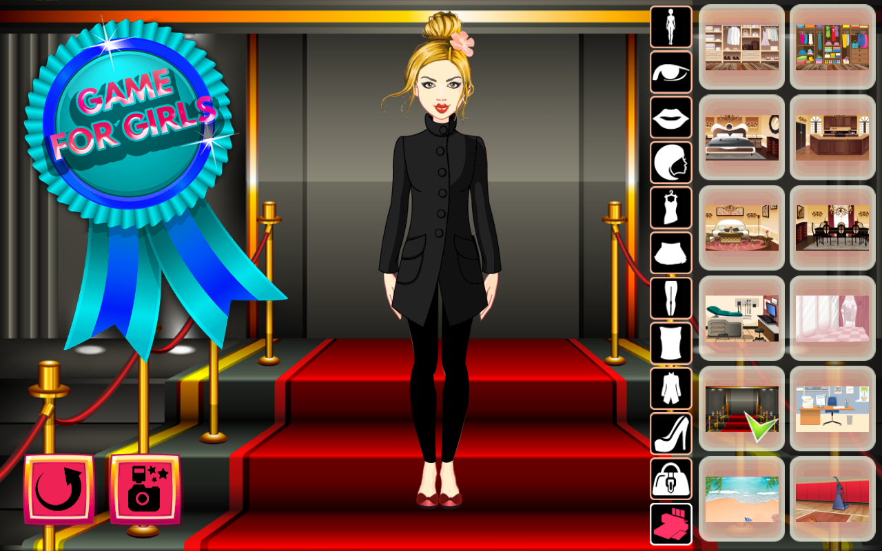 Fashion makeup salon lite appstore for android for Salon lite
