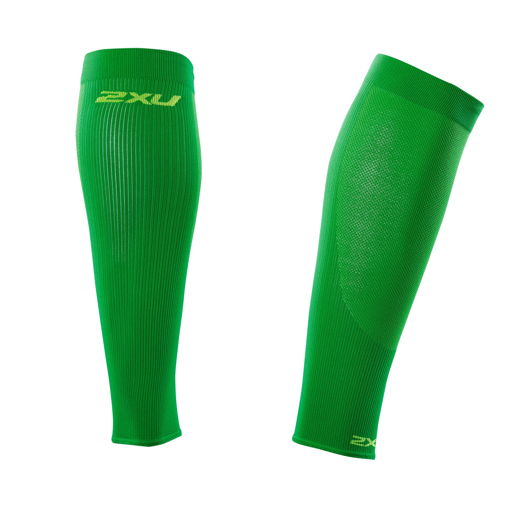 2XU Compression Performance Run Sleeve, Fern Green, Small