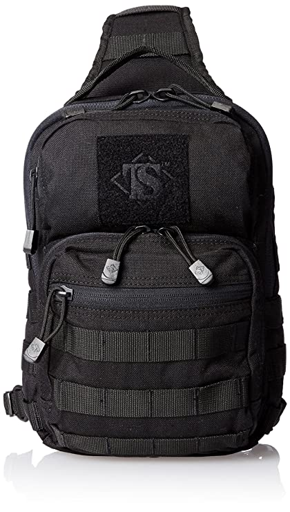 Amazon.com   Tru-Spec Trek Sling Backpack 56be37fa7cec9