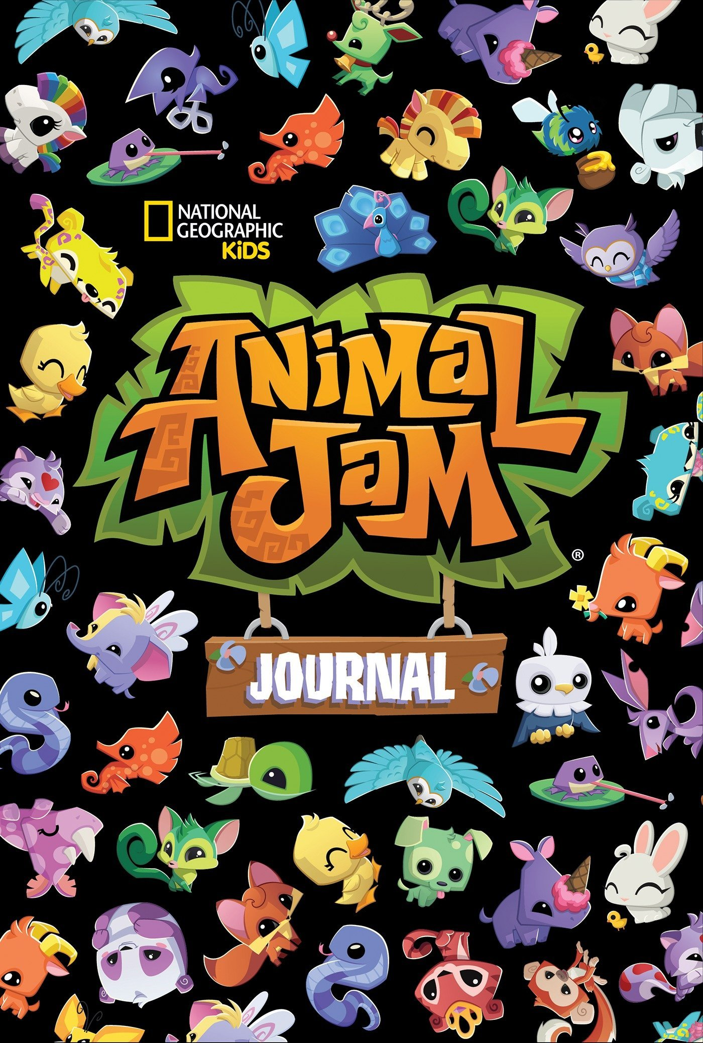 Amazon.com: Animal Jam Journal (9781426330797): National ...