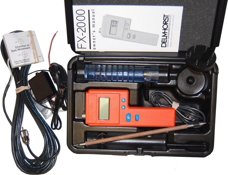 Delmhorst Bale Sensor for FX-2000 30/'