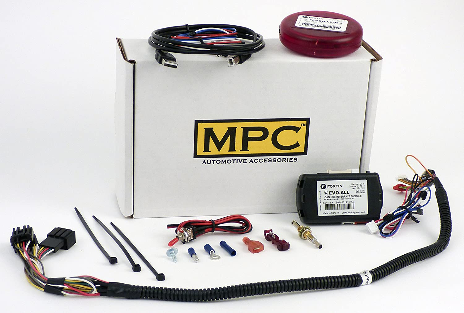Amazon.com: MPC PREWIRED Plug & Play Remote Start Kit - Compatible with GM  Vehicles [2007-2017]: Automotive