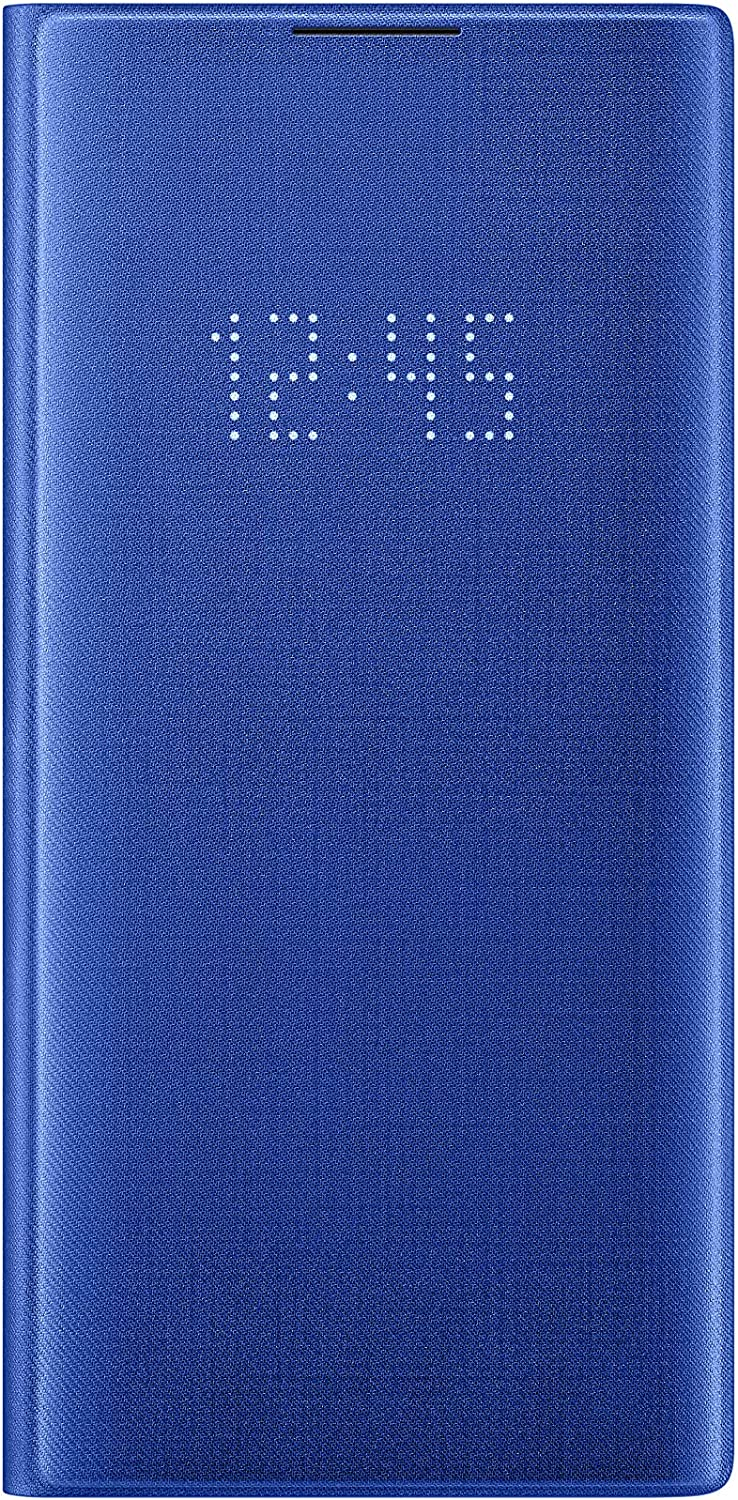 2. Samsung LED View Note 10+ Case