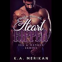 Heart Ripper - Coffin Nails MC (gay motorcycle club romance) (Sex & Mayhem Book 9) (English Edition)