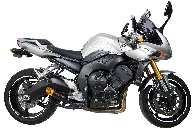 Yamaha FZ1 2001 2002 2003 2004 2005 Coffman Shorty Exhaust Slip On Muffler