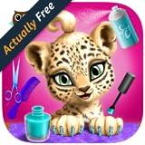 Jungle Animal Hair Salon FULL