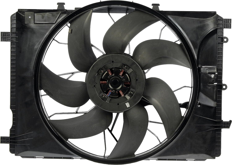 Dorman 621-259 Radiator Fan Assembly for Subaru Forester//Impreza