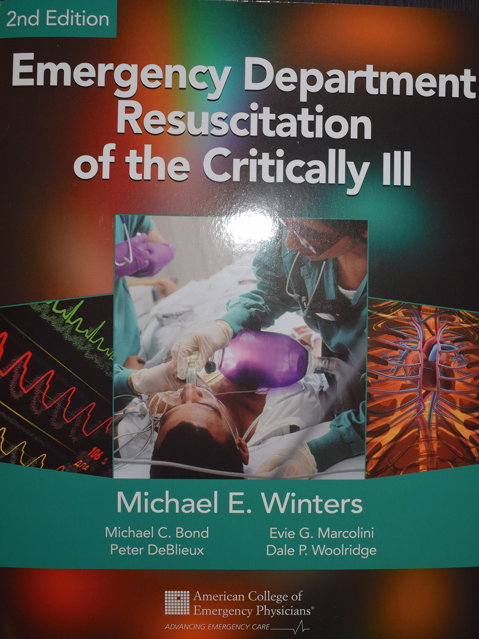 Read Online Emergency Department Resuscitation of the Critically Ill, 2nd Edition ebook