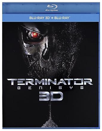 Terminator Genisys Blu-Ray + Blu-Ray 3D Region B IMPORT No hay ...