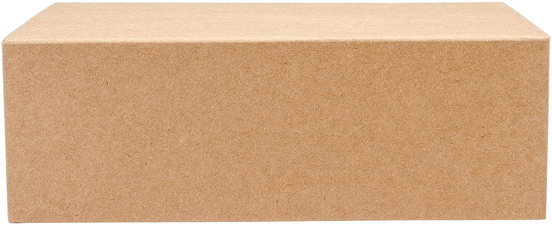 Art Alternatives Paper-Mache Box with Magnetic Closure Set, Multi-Colour, 17.01 x 23.36 x 8.12 cm MVPM06213