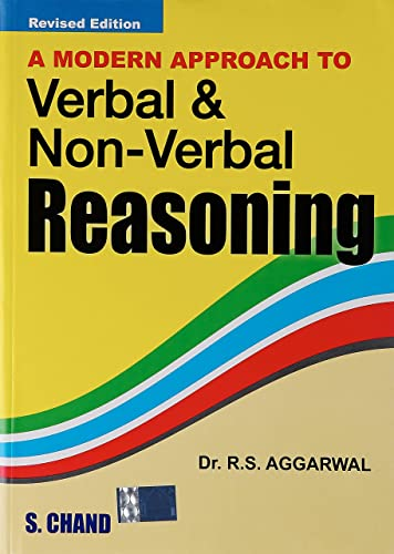 A Modern Approach to Verbal & Non-Verbal Reasoning (Old Edition)