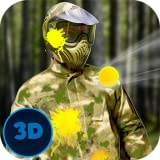 quest paintball - Painless Paintball Arena Shooting Game Quest: Sniper Laser Tag Team Squad Simulator