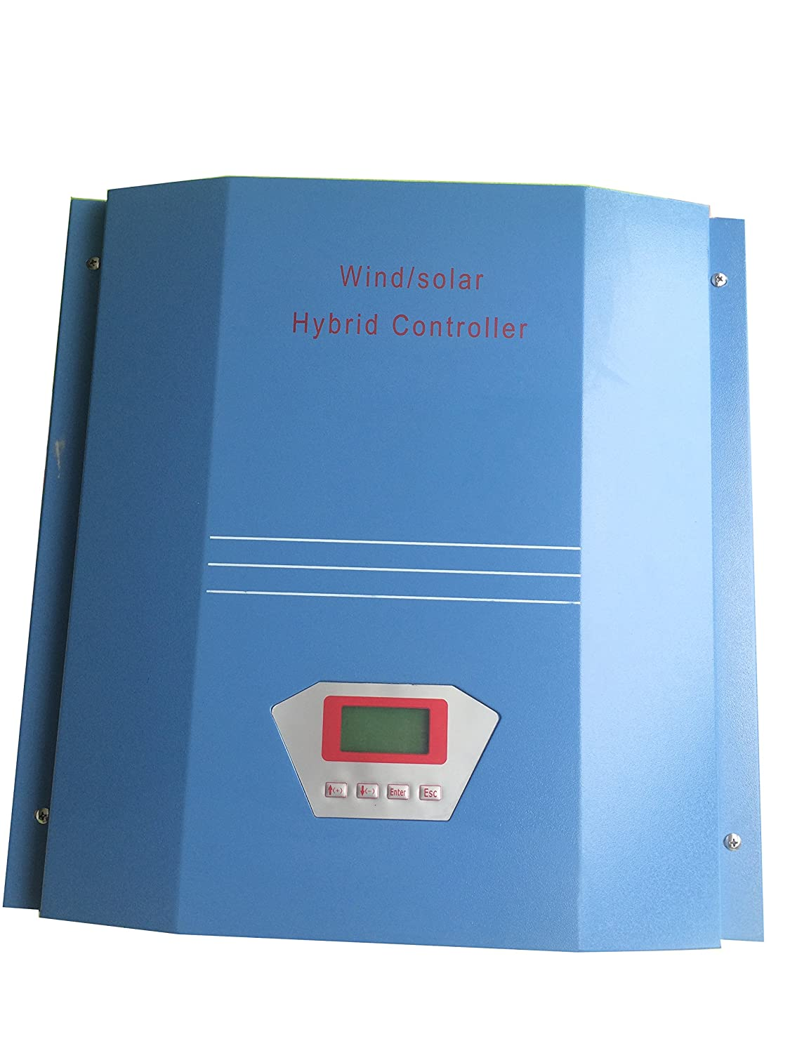 Tumo Int 3000w 48v Wind And Solar Hybrid Controller Turbine Dumpload Charge With Seperate Dump Load Garden Outdoor