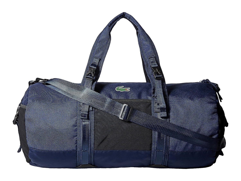 [ラコステ] Lacoste メンズ Match Point Nylon Duffel Bag ダッフルバッグ Peacoat [並行輸入品] B01NA90G8D